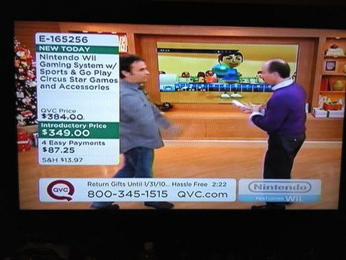 QVC Tricks Thousands Into Overpaying For Wii and Accessories