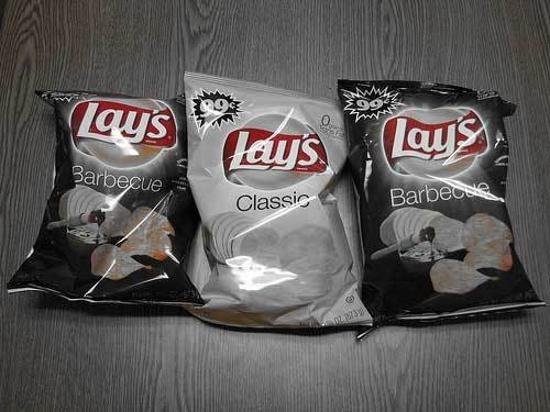 Lay's Chip Tracker Helps You Find The Source Of Your Salty Snacks