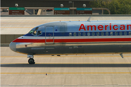 American Airlines Takes Passenger For Rides In All The Wrong Ways