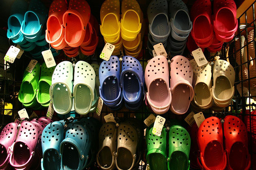 Ugly Shoes As Economic Indicator: Crocs In Trouble