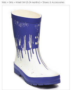 Bloomingdale's Diesel Toddler Rain Boots Want You To Die