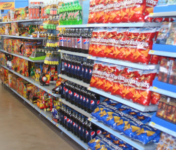 Walmart Puts Doritos, Pepsi In The Toy Aisle