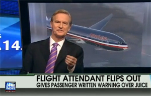 American Airlines Responds To Psychotic OJ Incident