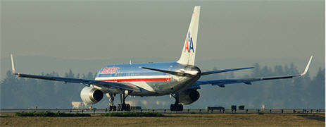 American Airlines Passenger Arrested Covered In Salad Dressing, Missing A Shoe