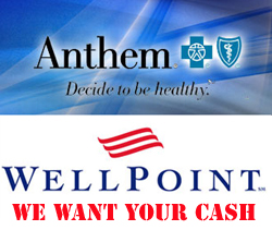 WellPoint/Anthem BCBS Decides Not To Be Completely Evil To California Policyholders