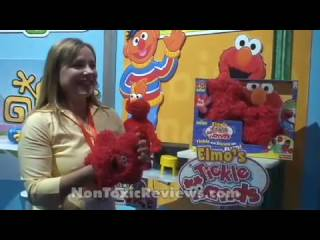 Prediction: 'Elmo Tickle Hands' Will Be Most Abused Toy of 2009
