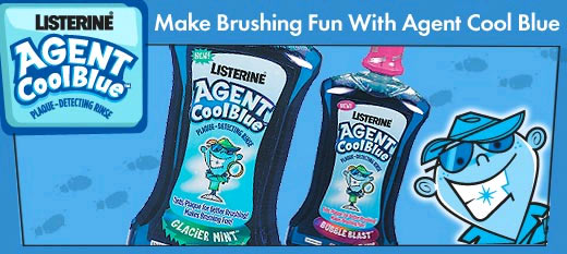 Recall: Listerine Agent Cool Blue