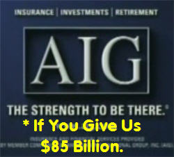 "AIG's ""Strength To Be There"" Commercials Are Suddenly Hilarious"