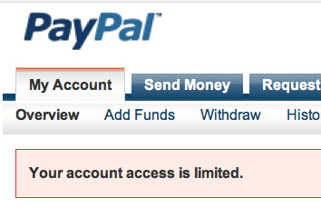 PayPal Rains On Regretsy's Secret Santa Campaign Over Use Of Wrong Button