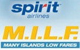 Spirit Airlines Increases Fees For First Checked Bag