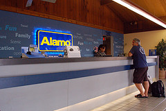 Alamo Sends Me To Collections Over Damages I Had Nothing To Do With