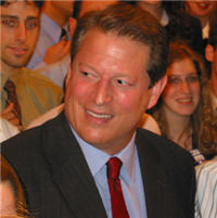 American Airlines Lets Al Gore Skip The Security Checkpoint