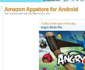 "Apple Sues Amazon For Using The Phrase ""App Store"""