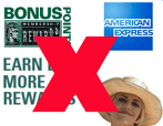 AMEX Downgrades Double Rewards