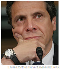 Cuomo Goes After Student Lending Criteria, Is So Not Bored Of This Investigation Yet
