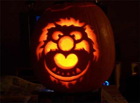 How To Carve A Pumpkin Without Severing An Artery