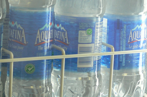 Aquafina Changes Label, Admits It's Tap Water