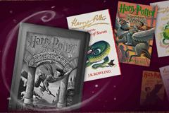 Harry Potter Series Arrives In E-Book Format To The Delight Of Wannabe Wizards