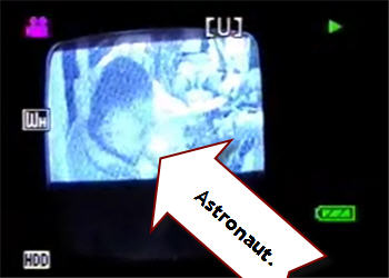Baby Monitor Monitors International Space Station Rather Than Baby