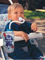 And PBR For the Baby and Me!