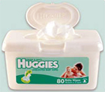 Huggies Baby Wipes Are The Shit