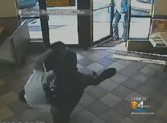 Attempted Theft Of Backpack Filled With Dirty Laundry At McDonald's Turns Violent