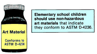 Avoid Hazardous Supplies When Back-To-School Shopping