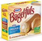 "Kraft Invents The Twinkie Of Bagels: ""Bagelfuls"""