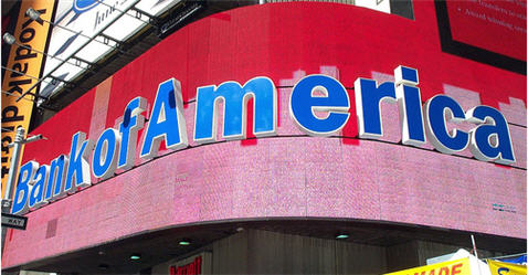 Bank of America To Layoff 4,000 In LaSalle Bank Merger