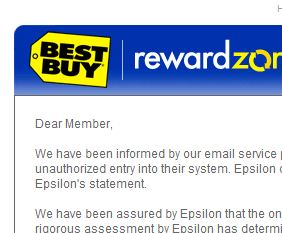 E-Mail Breach Hits Best Buy, TiVo, Walgreens, Chase, Kroger, Many More
