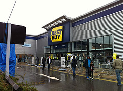 Best Buy Looking To Sublease Space In Retail Stores