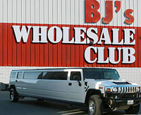No Photography Please, This Is A BJ's Wholesale Club