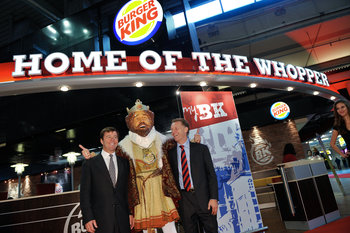 Burger King's Swank New Look Will Make You Crave Whoppers