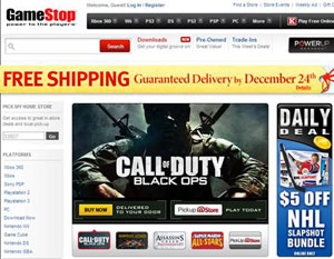 GameStop Is Out Of The Game You Want? Order It For In-Store Pickup, Return 10 Minutes Later