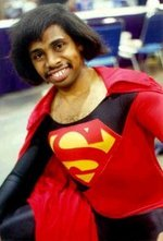 AOL User 2281868: Looking For Gay Black Superman With An Overbite