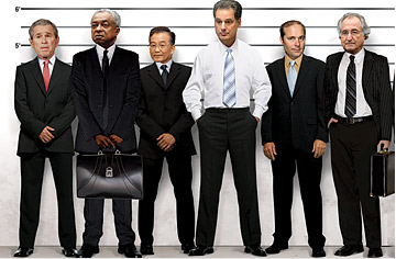 Who are the 25 People Most Responsible For the Financial Crisis?