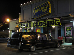 Blockbuster CFO Has Left The Building