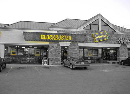 Blockbuster To Close 282 Stores