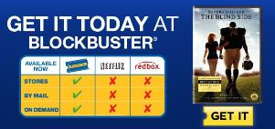 Blockbuster Gets Warner Bros. Movies 28 Days Before Netflix