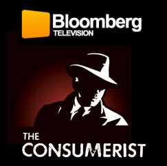 Consumerist Talks About The Man Who Made A Fool Out Of Wells Fargo On Bloomberg Today At 5:45 ET