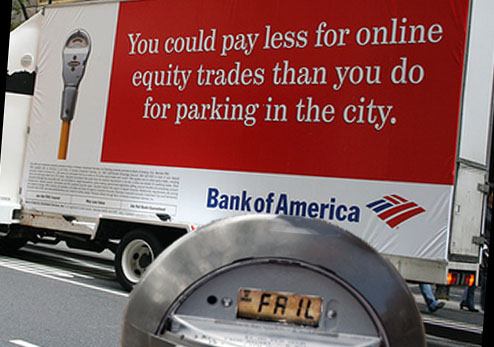 UPDATE: Bank Of America Has No Idea Whether It Treats Parking Meter Payments As A Cash Advance