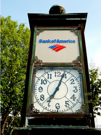 Bank of America Charges Guy Twice For Money Order, When Told, Corrects Problem With Ninja Reflexes