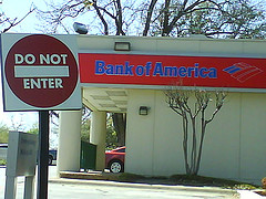 Bank Of America Robbed Me, Didn't Need A Mask Or Getaway Car