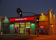 Customer Sues Bank Of America After Getting Locked Inside & Then Teased By Staffers