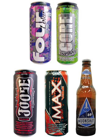 FDA Warns Makers Of Alcoholic Energy Drinks