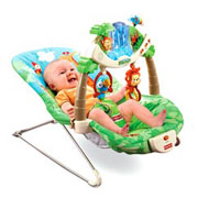 Fisher-Price Replaces Broken Bouncer, Shocks Customer