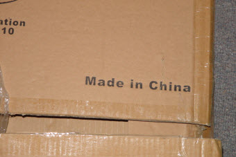 My Compost Barrel Was Made In The USA, By Which I Mean 'China'