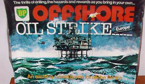 "'70s ""BP Offshore Oil Strike"" Board Game Eerily Prescient"