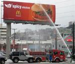 McDonald's Spicy Chicken Gets Hosed