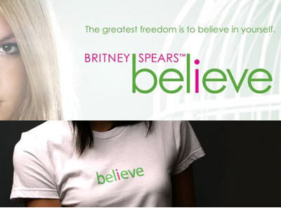 Did Elizabeth Arden/Britney Spears Steal A Fundraiser's Logo?
